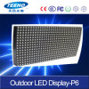 Bon Afficheur LED de Price Full Color Outdoor P6 pour Advertisement