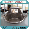 Massage acrilico Bathtub/Hydro Massage Bathtub/Outdoor SPA Tub (715A)