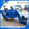 Wt2-20m comprimiu a máquina do bloco da terra, máquina da imprensa de tijolo da terra