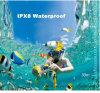 Ipx8 impermeabilizan el bolso subacuático del PVC Pouchs del bolso del teléfono
