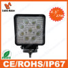 China Supplier High Lumens Auto 27W LED Work Light van Road LED Lighting