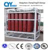 Cremalheira de alta pressão de Dnv do cilindro de gás do nitrogênio do oxigênio