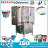 Yogurt automatico che pesa la macchina imballatrice di riempimento della tazza di plastica di sigillamento (RZ-R/2R/3R)