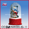 Schneemann Christmas Crafts mit LED Lights