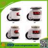 Wgd-100f industrielles nivellierendes Fußrollen-Nylon-Rad