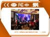 El alto panel de exhibición de alquiler publicitario de interior de LED del brillo P6