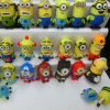 Gente Amarillo USB de disco flash USB Pen Drive de 64GB Plástico ( XST - U118 )