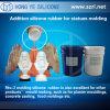 Decoratin dekorative Fertigkeiten, die flüssigen Silikon-Gummi (630#, formen)
