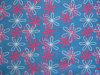 Oxford 600d fleurit le tissu de polyester d'impression (DS1562)
