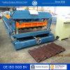 прилив Roof Roll Forming Machine 1100mm Width