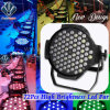 打ち負かされないPrice 72PCS 3W LED PAR DJ Stage Party Light