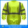 Maglietta riflettente di sicurezza visibilità morbida all'ingrosso degli indumenti da lavoro di alta