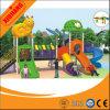 A mobília de escola preliminar caçoa o campo de jogos ao ar livre para miúdos