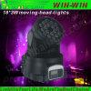 Beste Miniwäsche-bewegliche Hauptlichter des Preis-LED für Nachtclub
