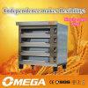 Bread (Manufacturer CE&ISO9001)를 위한 공장 Direct Sales 갑판 Oven