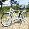bicicleta elétrica do cruzador da bateria de lítio 10ah
