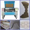 Découpage en cuir de laser et machine de gravure