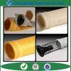 Nonwoven цедильный мешок полиэфира (носки фильтра) используемый в заводе цемента для сборника пыли
