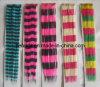 Причудливый Stripe Hair, Single Clip Hair, Clips в Feather Synthetic Hair Extension