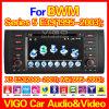 Coche Setreo GPS Sat Nav para BMW E39 E53 M5 (VBM7092)