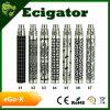 Ecigator EGO-K CE4 전자 담배 시동기 장비 (EGO-K)