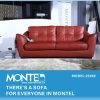 現代革ソファー、現代高いソファーの椅子