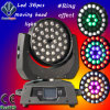 Ring Effect 3*10W RGBW LED Moving Head Light mit Wash Beam Zoom
