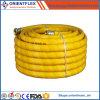 Boyau de jardin flexible tressé de PVC de fibre/boyau de l'eau/boyau extensible