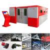 Taglierina del laser della fibra dell'acciaio dolce di prezzi di fabbrica per elaborare del metallo