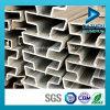 Perfil de aluminio de la protuberancia para la pieza inserta en el MDF/Slatwall