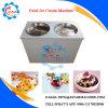 Machine à glace frites à double caisse à vendre