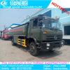 Tipo exportação de Dongfeng 4X2 ao caminhão de petroleiro do transporte do combustível de Argélia