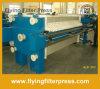 Filtre-presse de cuivre pour l'industrie minière