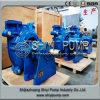 Pompe centrifuge horizontale de boue de cendre de fournisseur de la Chine