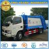 carro del tratamiento inútil de Cbm de la compresa de la basura 5t y del carro 5 del transporte para la venta