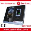 Realand G505f neue Ankunfts-vorteilhafte Preis Facial&Fingerprint Anerkennungs-Zeit-Anwesenheit
