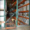 Решетка стальной штанги используемая для лестниц доступа