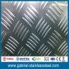Peso inoxidable en frío primero barato de la placa de acero del SUS 201 Checkered