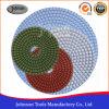 Marmeren Oppoetsend Stootkussen: Nat Stootkussen voor het Marmeren Oppoetsen