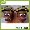 Latex-Kuh-Hund spielt Haustier-Spielwaren