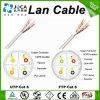 câble LAN Du réseau 23AWG, câble de la transmission 4p