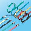 Belüftung-überzogene Edelstahl-Kabelbinder mit aller Beschichtung