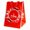 Grande sacchetto tessuto pp di capienza, sacchetto di acquisto