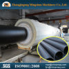 PEのHDPEの管の製造業機械価格
