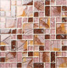Mosaico romantico di colore di colore rosa di stile per Bathromm e la camera da letto