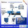Máquina de molde pequena dos produtos da injeção plástica horizontal que faz a máquina