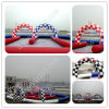Aufblasbar gehen Kart Racing Track, Inflatable Race Track für Sale, Inflatable Race Track Sale B6053