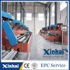 Explotación minera de cobre de China que viste el proceso, planta de tratamiento de cobre