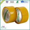 Cinta adhesiva amarillenta del embalaje directo BOPP de la fábrica de la venta (P010)