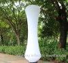 Tube gonflable blanc fait sur commande d'éclairage LED pour la publicité et le cône gonflable de décoration